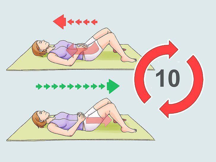 Упражнение Кегеля. Гимнастика, необходимая каждой женщине!