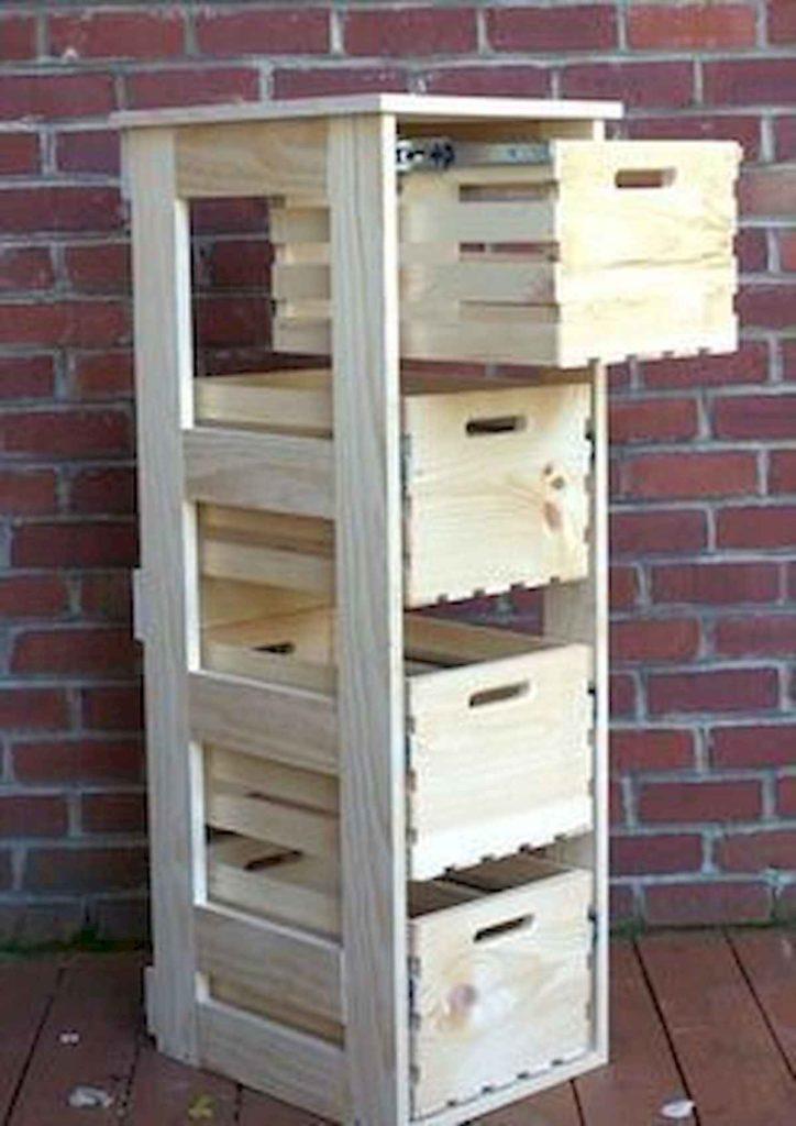 Полезные идеи мебели из дерева своими руками