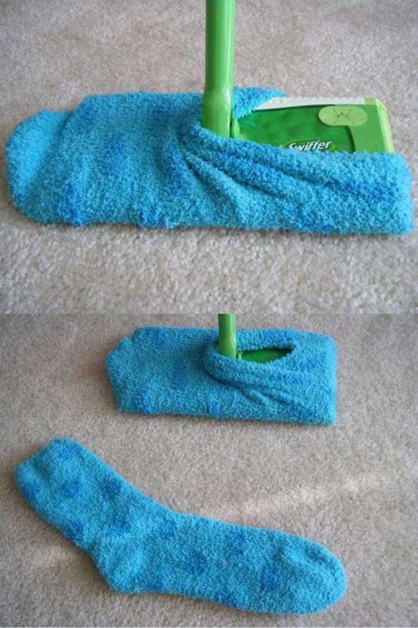 20 эффективных трюков для уборки, без которых не обойтись