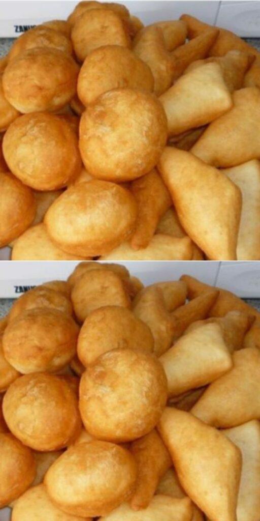 Воздушные пончики «Баурсаки» Не успеваю их готовить, как на кухню прибегает вся моя семья.