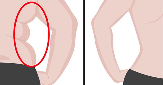 5 упражнений, которые полностью сжигают жир со спины