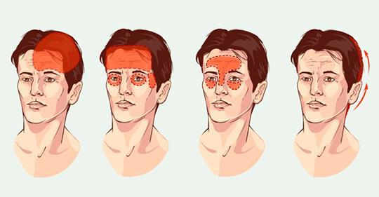 Вот, как остановить головные боли за 5 минут без лекарств!