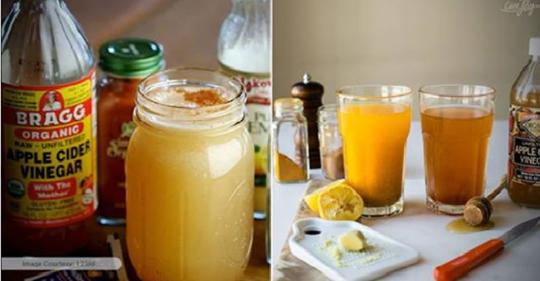 7 преимуществ яблочного уксуса с медом, имбирем и куркумой