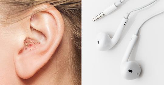 Врачи предупреждают о том, что происходит с ушами, когда вы носите наушники слишком долго
