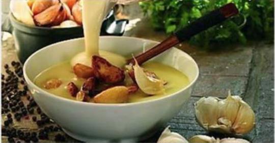 Этот рецепт чесночного супа в 100 раз сильнее антибиотиков
