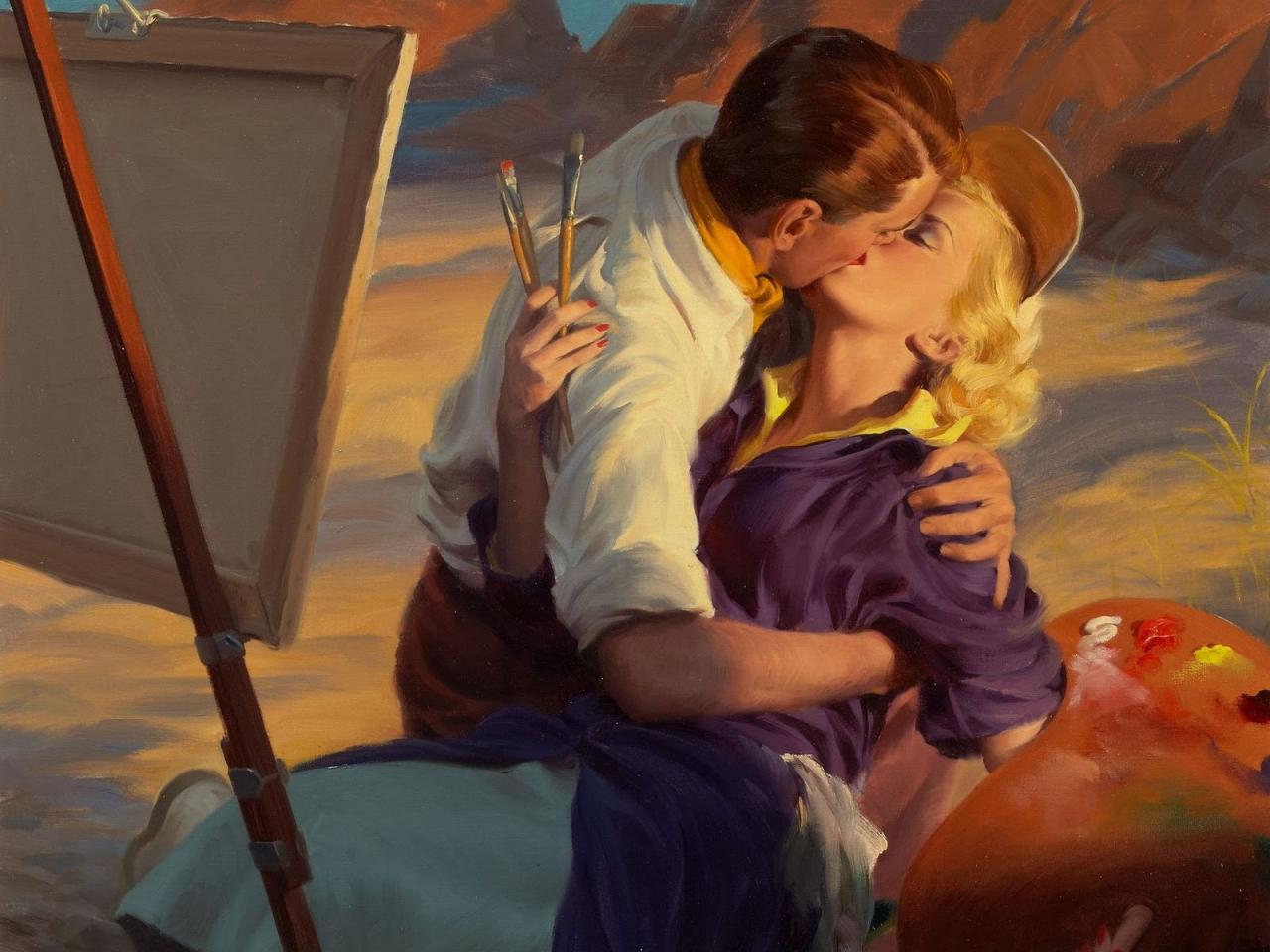 Какие головокружительные особенности поцелуев у Знаков Зодиака