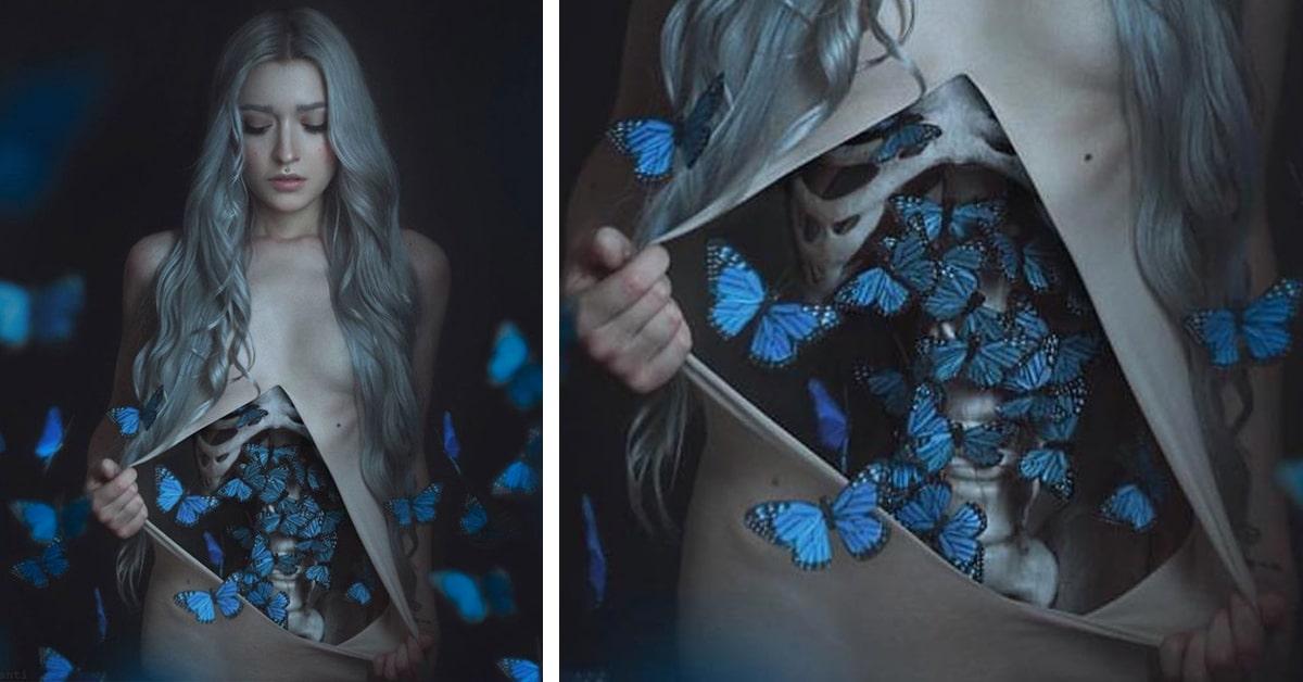 Мне не нужны бабочки в животе. Мне нужно что-то настоящее